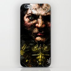 Broken Nose iPhone Skin