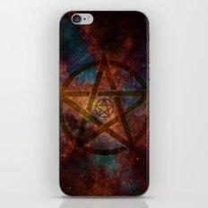 Pentagram iPhone & iPod Skin