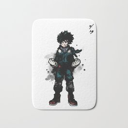 Deku Ink Bath Mat