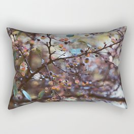 October Morning Rectangular Pillow