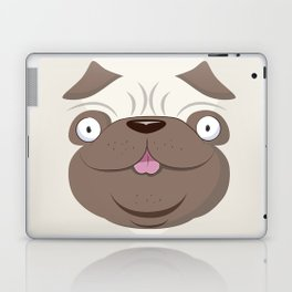 Koko Pug Laptop & iPad Skin