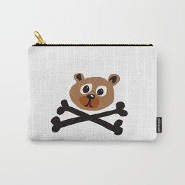 bear-pirata Carry-All Pouch