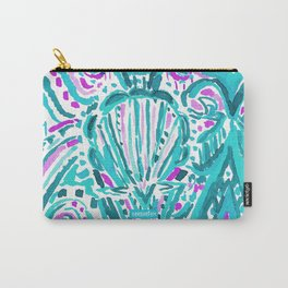 MAKING WAVES TRIBAL Carry-All Pouch