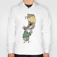 grease Hoodies featuring Grease chicks by Ilse Busschers
