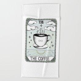 The Coffee Beach Towel