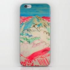 Mt Everest iPhone & iPod Skin