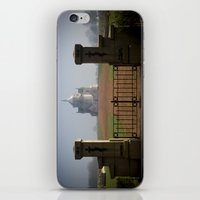 the national iPhone & iPod Skins featuring Necropole National by davehare
