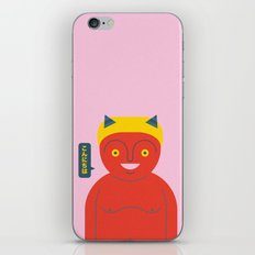 Happy Demon iPhone & iPod Skin