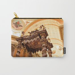 Montreal Basilica Carry-All Pouch
