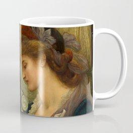 "Marie Spartali Stillman ""Love's Messenger"" Coffee Mug"