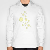 soccer Hoodies featuring Soccer DNA by HenryWine