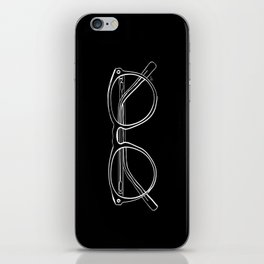Spectacles (Inverse) iPhone Skin