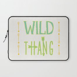 Wild Thang Laptop Sleeve