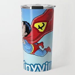 Tinyville Travel Mug