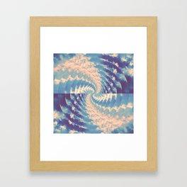 3 Framed Art Print