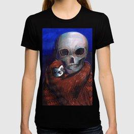 skull and alien T-shirt