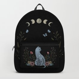 Cat on the Hill Backpack