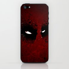 DeadMouth iPhone & iPod Skin