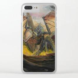 Vauldrus Clear iPhone Case