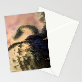 Dusk Murmuration Stationery Cards