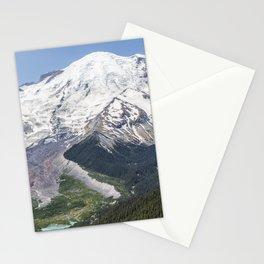 Mount Rainier on the Sunrise Side Stationery Cards