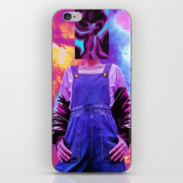 Abstra iPhone Skin