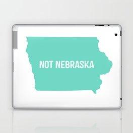 Not Nebraska  Laptop & iPad Skin