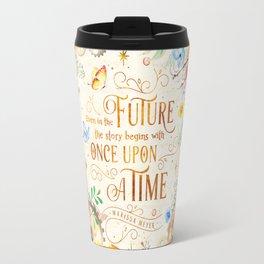 Once Upon a Time Travel Mug