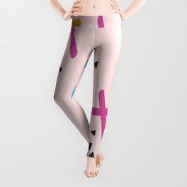 Asterisk Leggings