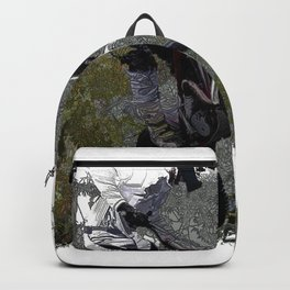 Off-roading - Motocross Racing Backpack