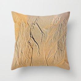Beach Art 1a Throw Pillow