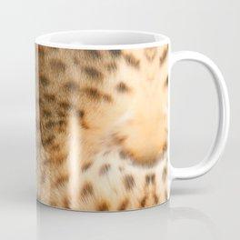living fur Coffee Mug