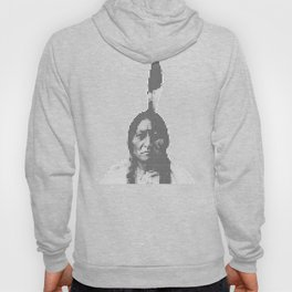 #1 Sitting Bull - RIP (Rest In Pixels) Hoody