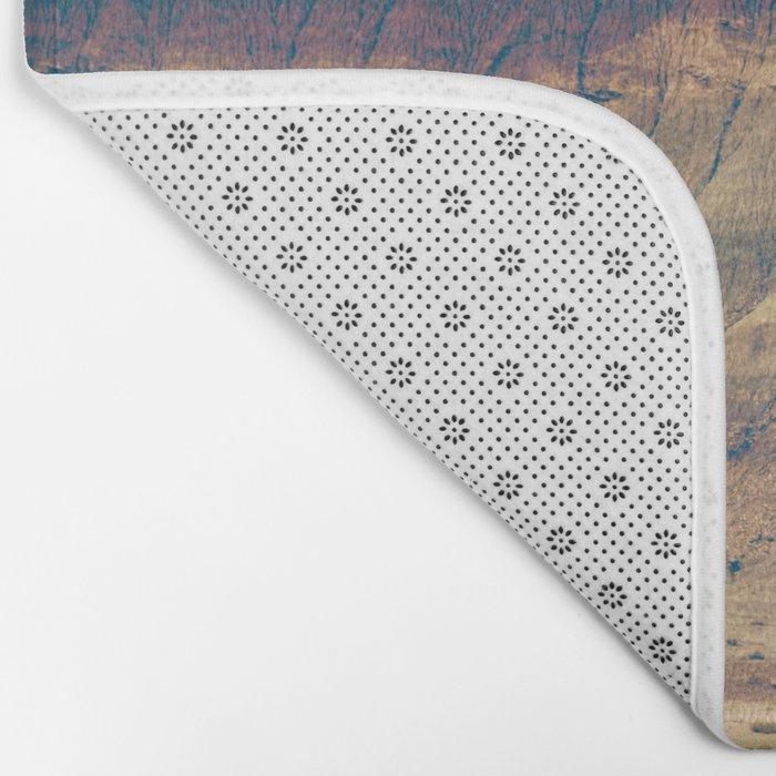 Petrified Desert Bath Mat