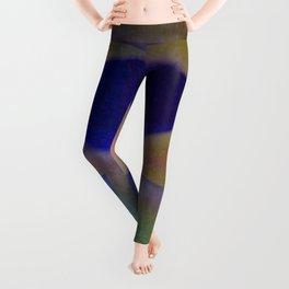 Blue Diamond Leggings