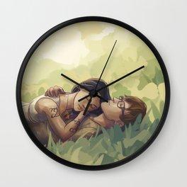 Sizzy Wall Clock