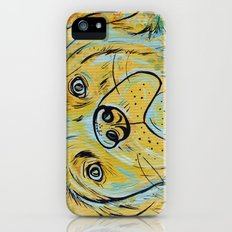 Yellow Dog iPhone (5, 5s) Slim Case