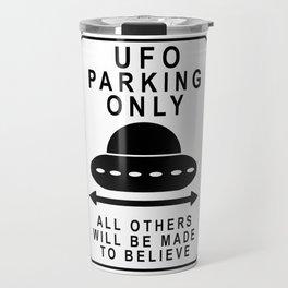 UFO Parking Travel Mug