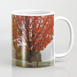 Fall Countryside Coffee Mug