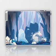 inside iceberg Laptop & iPad Skin