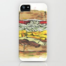 The Sammie of Primanti iPhone Case
