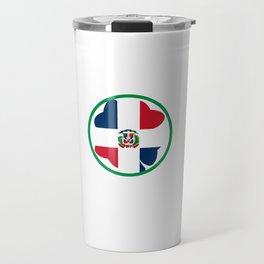 Irish Today Dominican Tomorrow St Patrick's Day design Travel Mug