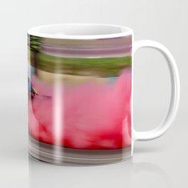 smoking red Coffee Mug