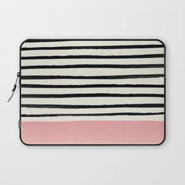 Blush x Stripes Laptop Sleeve