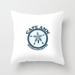 Cape Ann Throw Pillow