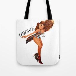 GROWN Tote Bag