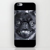 dentist iPhone & iPod Skins featuring I Am Cute And I Know It by Roger Wedegis