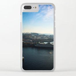 # 204 Clear iPhone Case