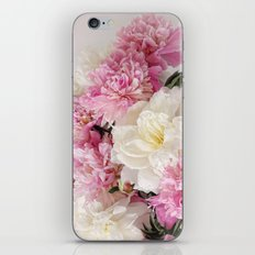 Pionies iPhone & iPod Skin