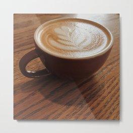 King's Cappuccino Metal Print